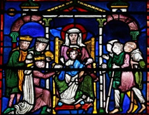 Adoration of the Magi and Shepherds (Canterbury)